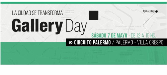Elsi del Río participa del Gallery Day Palermo – 7 de Mayo 2016 12 a 15 hs