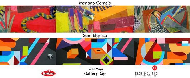 Participamos del Gallery Day Palermo – Mayo 2017