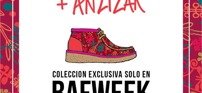 JOSE LUIS ANZIZAR + HUSH PUPPIES EN BAF WEEK 2014