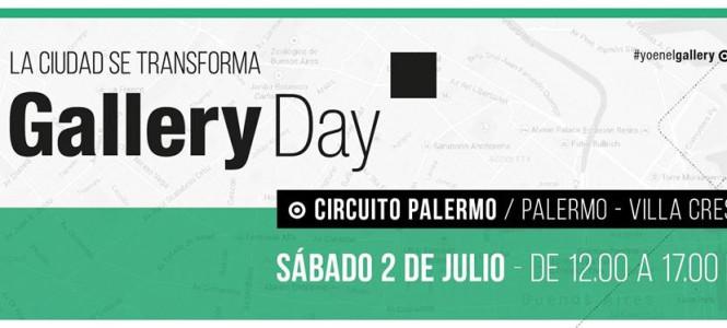 Elsi del Río participa del Gallery Day Palermo – 2 de Julio 12 a 17 hs