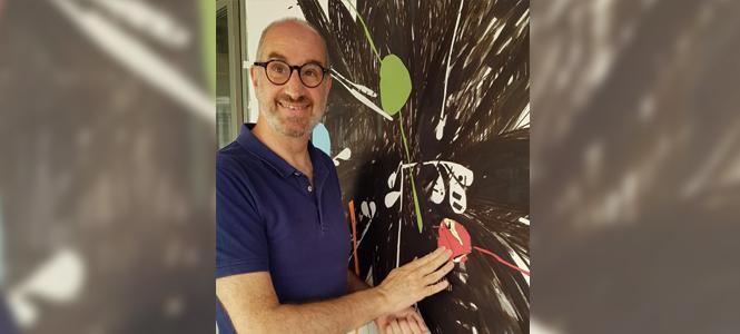 #viviconarte  ELSI DEL RIO Arte Contemporáneo entrevista a José Luis Anzizar