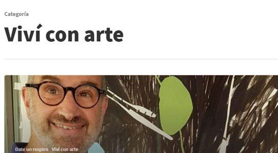 ELSI DEL RIO Arte Contemporáneo colabora con Zonaprop Noticias